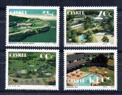 Ciskei - 1992 - Hotels - MNH - Ciskei
