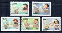 Ciskei - 1993 - Navigators - MNH - Ciskei