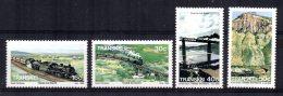 Transkei - 1989 - Trains - MNH - Transkei