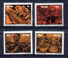Venda - 1981 - Musical Instruments - MNH - Venda