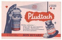 B40- Buvard Pludtach Détacheur Aérosol - Produits Ménagers