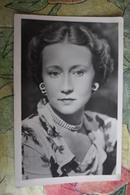 Ballet  - Dancer - Artist Ulanova - Old Soviet Postcard  - Rare! 1957 - Danse