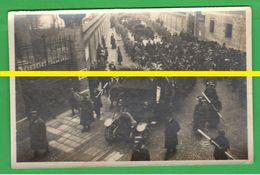 Padova 1916 Funerali  Vittime Bombardamento Carabinieri Militari Regio Esercito E Autorità - Lugares