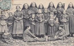 ARUDY - BIELLE - ASTE - BEON - LARUNS - PYRENEES ATLANTIQUES - (64)  - CPA  1906. - Laruns