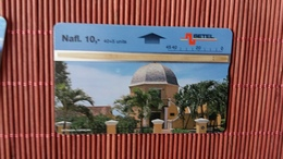 Phonecard Aruba 709 A Used Rare - Aruba
