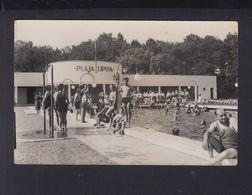 Romania PPC Plaja Lipova1943 - Romania