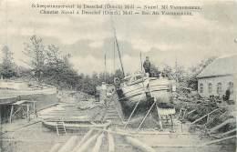 Dessel - Chantier Naval à Desschel ( Donck ) Moll - Soc. An Vanheesbeke - Dessel