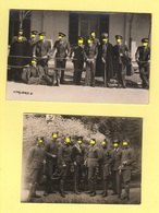 Parma 1925 Piloti Aeronautica Aviazione Avion Uniformi Uniforms Uniformes  2 Foto Aviation Pilots - Places