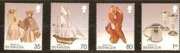 Bermuda 2003 Yvertn° 860-862 ***  MNH Cote 11,00 Euro - Bermudes