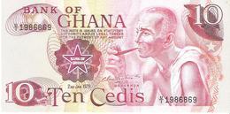 Ghana - Pick 16f - 10 Cedis 1978 - Unc - Ghana