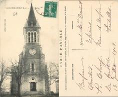 D- [503496] Carte-France  - (46) Lot, La Bastide Murat, église - France