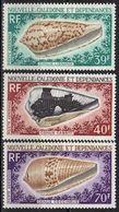 Nouvelle-Calédonie Poste Aérienne N° 98 - 100 ** Coquillages - Posta Aerea