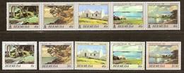 Bermuda 1987 Yvertn° 502-511 ***  MNH Cote 18,25 Euro Peintre Homer Winslow - Bermudes