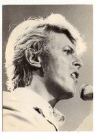 Chanteur    DAVID  BOWIE - Chanteurs & Musiciens