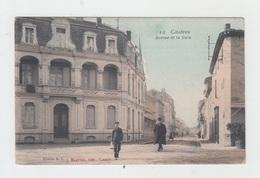 81 - CASTRES / AVENUE DE LA GARE - Castres