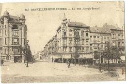BRUXELLES SCHAERBEEK LA RUE JOSEPH BRAND - Schaarbeek - Schaerbeek