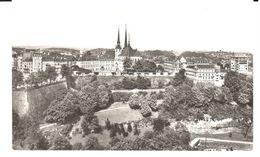 Luxembourg-Ville - CPA - Le Boulevard Roosevelt Et La Cathédrale - Luxembourg - Ville