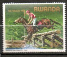 RWANDA   J O De Los Angeles 1984 N° 1149 - Rwanda