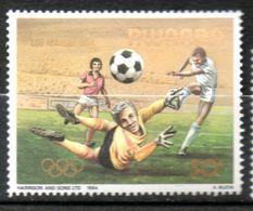 RWANDA   J O De Los Angeles 1984 N° 1151 - Rwanda
