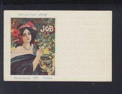 Carte Postale Collection Job Cigarettes - Andere Zeichner