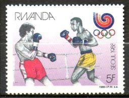 RWANDA   J O Séoul 1988 N° 1263 - Rwanda
