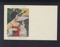 Carte Postale Collection Job Cigarettes (3) - Künstlerkarten