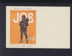 Carte Postale Collection Job Cigarettes (4) - Andere Zeichner