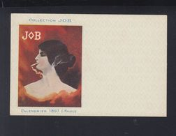 Carte Postale Collection Job Cigarettes (5) - Andere Zeichner
