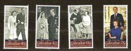 Gibraltar 2007  Yvertn° 1193-1196 ***  MNH Cote 9 Euro - Gibraltar