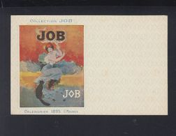 Carte Postale Collection Job Cigarettes (6) - Künstlerkarten