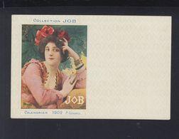 Carte Postale Collection Job Cigarettes (7) - Künstlerkarten