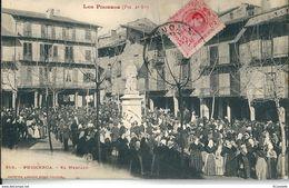 Espagne   PUIGCERDA   EL MERCADO ,   Los Pirineos - Gerona