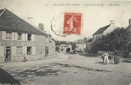 CPA Villiers-sur-Morin Chaussée Du Roi - Autres Communes