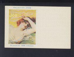 Carte Postale Collection Job Cigarettes (13) - Künstlerkarten