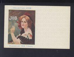 Carte Postale Collection Job Cigarettes (16) - Other Illustrators