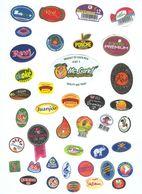 Etiquettes De Fruits : Divers Lot 5 - Fruit Labels  Lot # 5 - Fruits & Vegetables