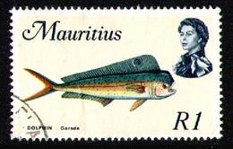 MAURITIUS 1969 - From Set Used - Mauritius (1968-...)