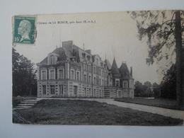 EURE ET LOIR  Château De La Ronce Près Anet - France