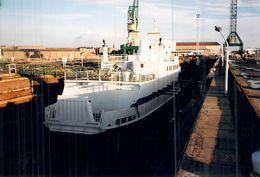 "Photo Moderne Bateau Identifié "" Viking Alize "" Logimer 1964 Haugesund Norvège - Schiffe"