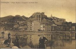 ITALIE  Vintimiglia   Borgo Marina  E Lavandaie Nel Fiume Rola - Imperia