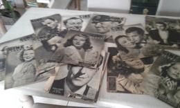 Lot De 36 Ciné Revue Année 1945 - En Très Bon état - Bien Conservée - Boeken, Tijdschriften, Stripverhalen