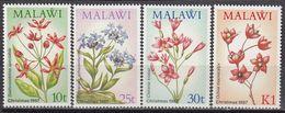 Malawi - FLOWERS / CHRISTMAS 1987 MNH - Malawi (1964-...)