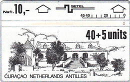 Curacao Netherland Antilles - 40+5unit  - Superb Fine Used - Antilles (Netherlands)