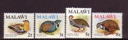 Malawi - BIRDS 1975 MH - Malawi (1964-...)