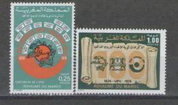 Morocco - UPU 1974 MNH - Morocco (1956-...)
