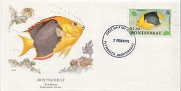 Montserrat Fish Cover - Fishes