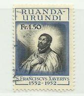 Ruanda-Urundi N° 176 - 1948-61: Gebraucht