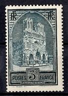 France YT N° 259 Neuf ** MNH. Gommer D'origine. TB. A Saisir! - France