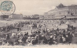 BIARRITZ - PYRENEES ATLANTIQUES - (64)  - CPA TRÈS ANIMÉE 1906. - Biarritz