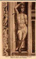 CPA Siena Chiesa Di S. Spirito S. Sebastian (Dettaglio) - Santi